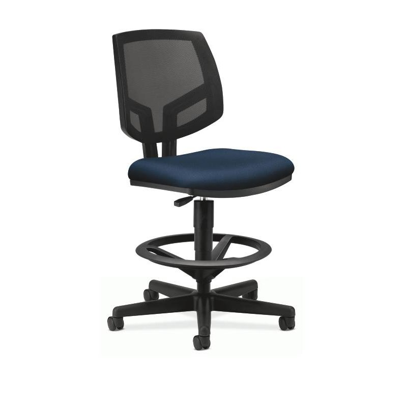 Hon Volt Mesh Back Task Stool Extended Height Footring