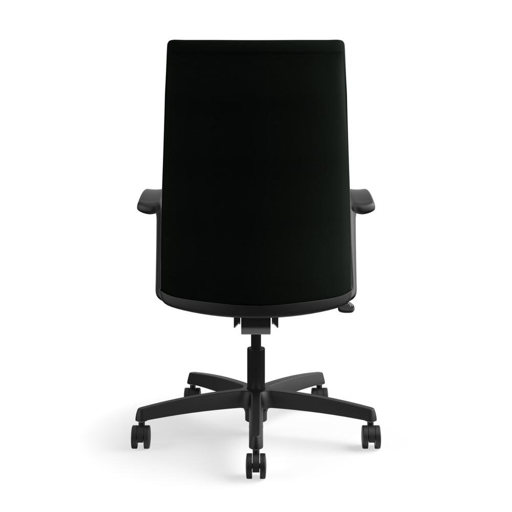 HON Ignition Executive High-Back Task Chair, in Black PU Leather (HIEH1)