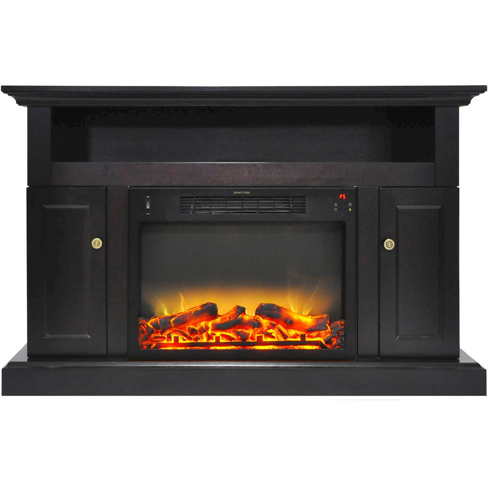 47 2 Quot X15 7 Quot X30 7 Quot Sorrento Fireplace Mantel With Logs And