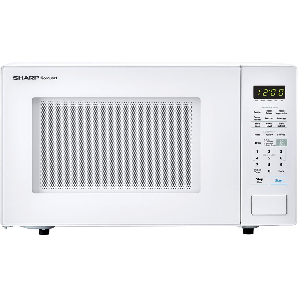 1 4 Cu Ft 1000w Microwave W 12 75 Quot Turntable Sensor