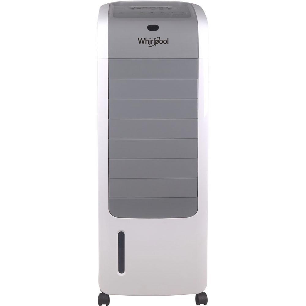 Whirlpool 12 Pint Indoor Evaporative Cooler, 155 CFM, Remote ,Ice Pack