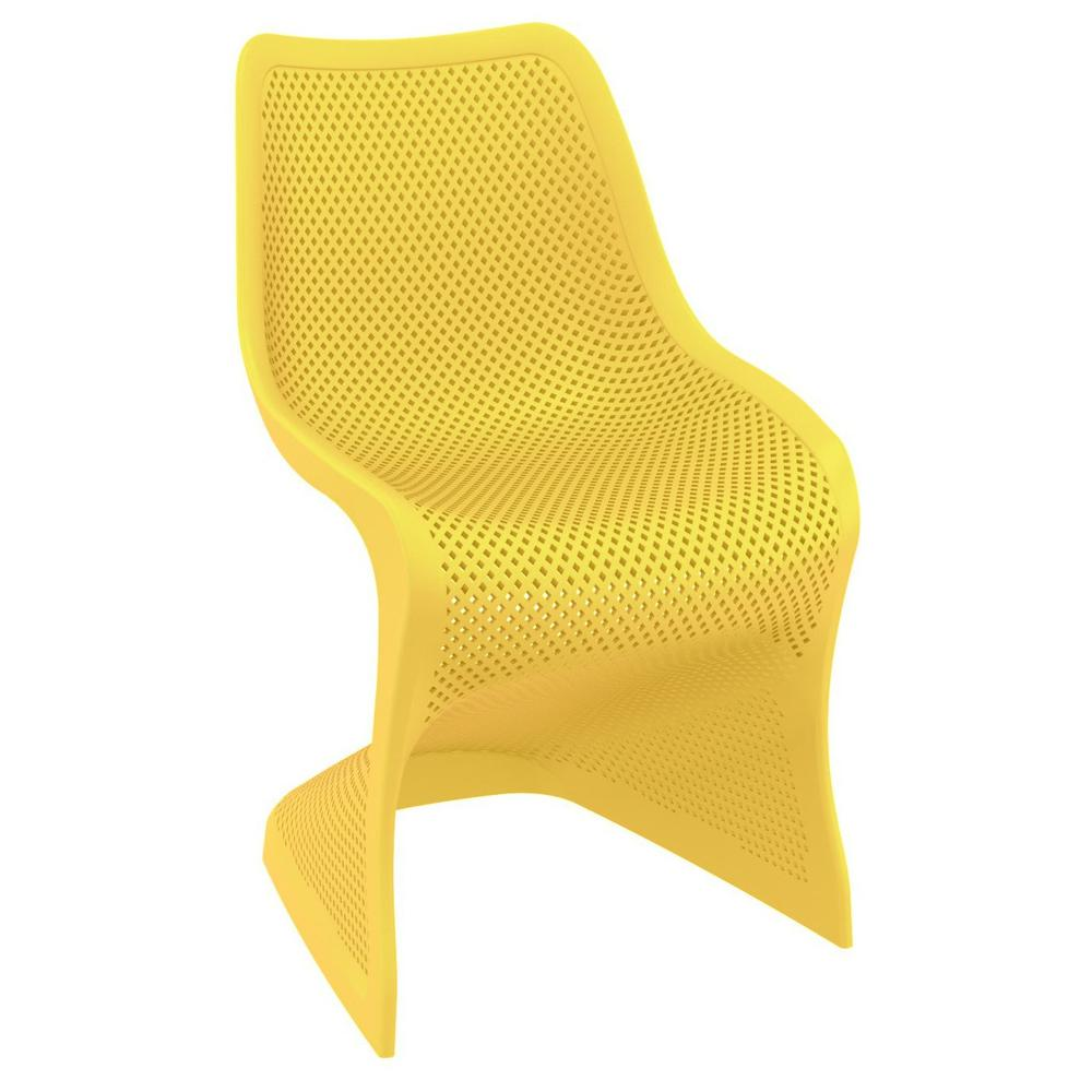 Bloom Dining Chair Yellow Set Of 2