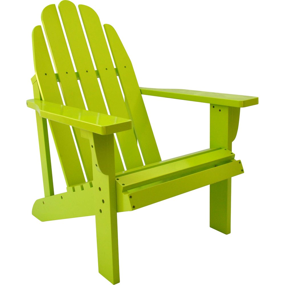 Lime green plastic adirondack chairs adirondack chairs for your patio lawn or garden - Green resin adirondack chairs ...