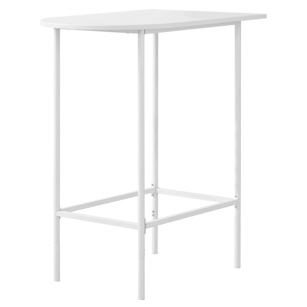 Home Bar 24 Quot X 36 Quot White Top And Metal Spacesaver