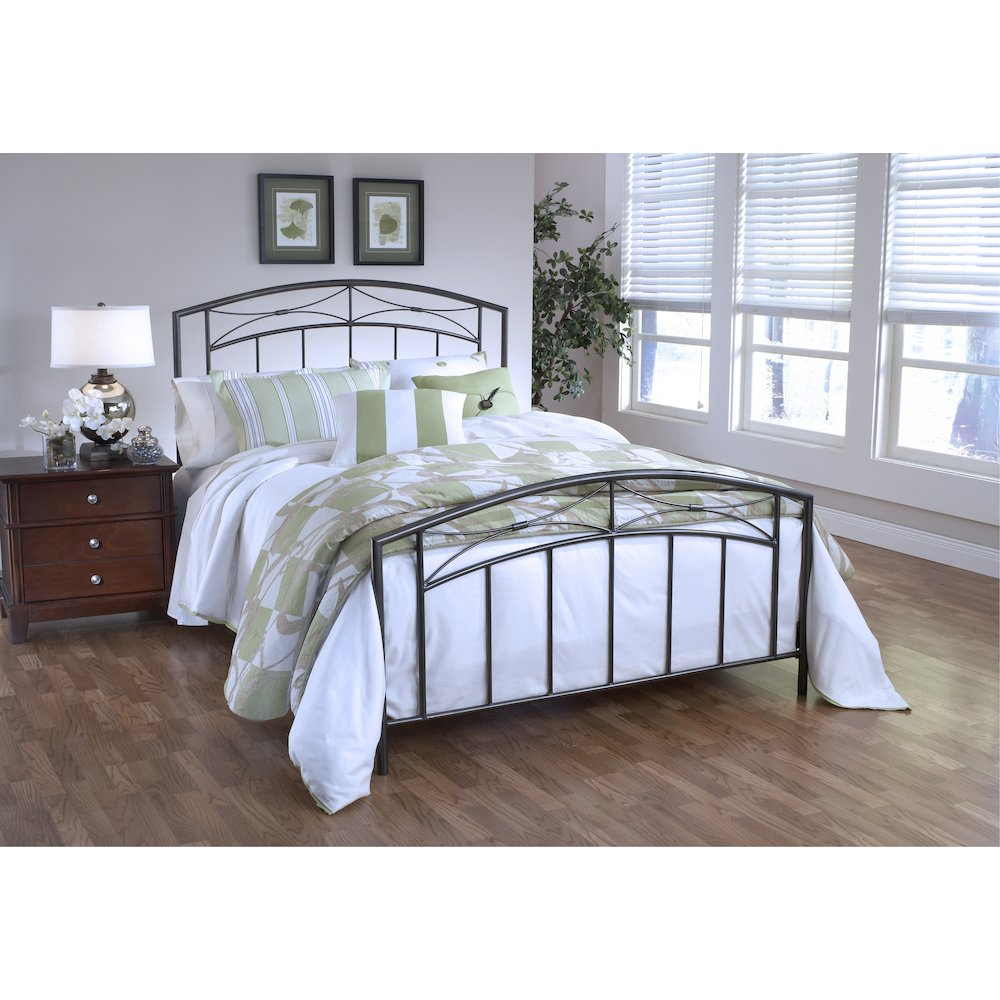 morris bed set twin bed frame not included. Black Bedroom Furniture Sets. Home Design Ideas
