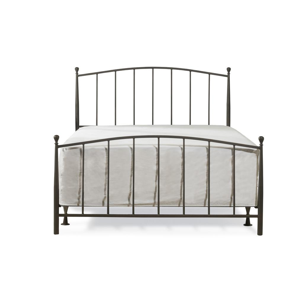 Warwick Metal Headboard And Footboard Queen Metal Bed