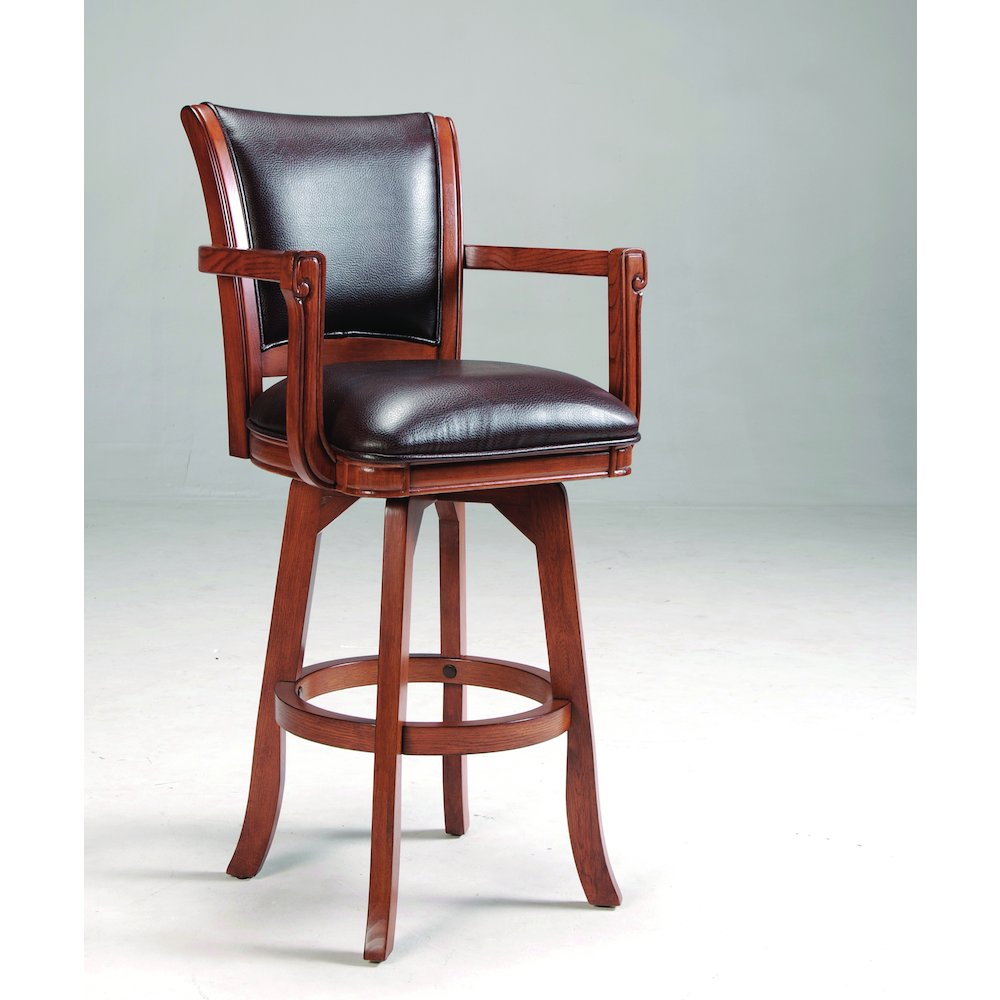Park View Swivel Bar Height Stool. Picture 2