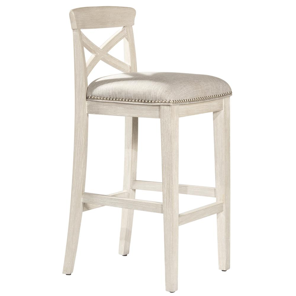 Bayview Non-Swivel Counter Height Stool - Set of 2. Picture 1