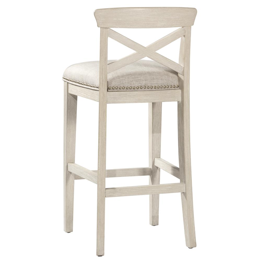 Bayview Non-Swivel Counter Height Stool - Set of 2. Picture 4