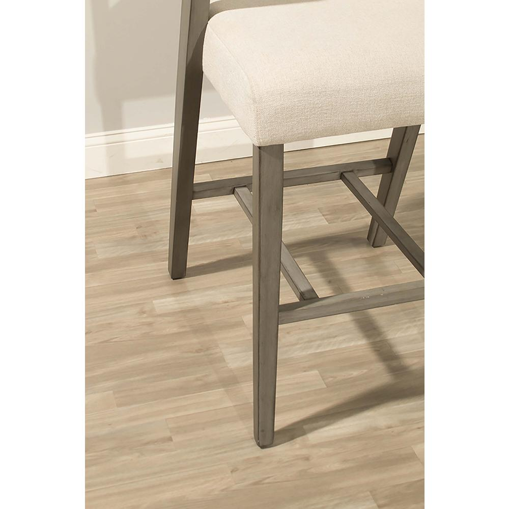 Snyder Non-Swivel Counter Height Stool. Picture 4