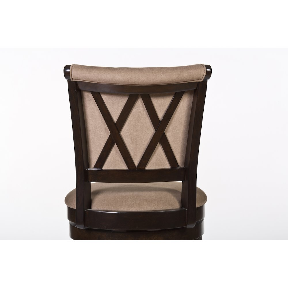 Armstrong Swivel Counter Stool Autumn Wood