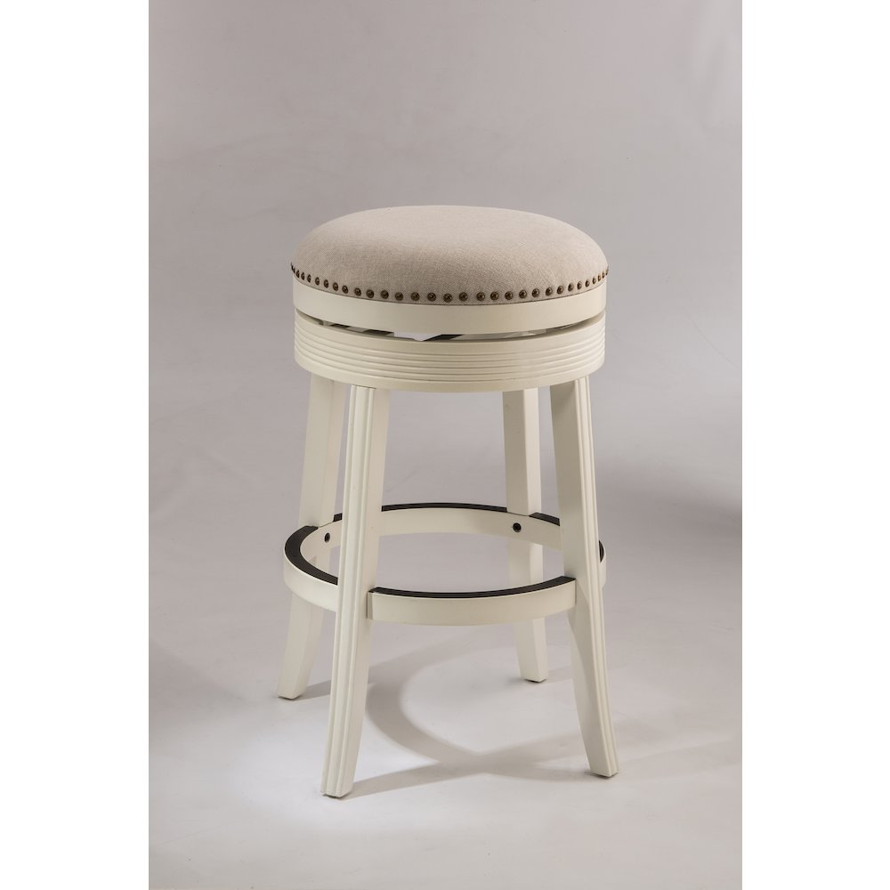 Tillman Backless Swivel Counter Height Stool. Picture 2