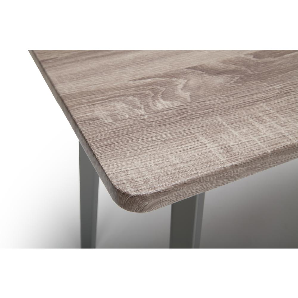 """OFM Core Collection 55"""" Computer Desk, in Driftwood (1055-SLV-DWD). Picture 6"""