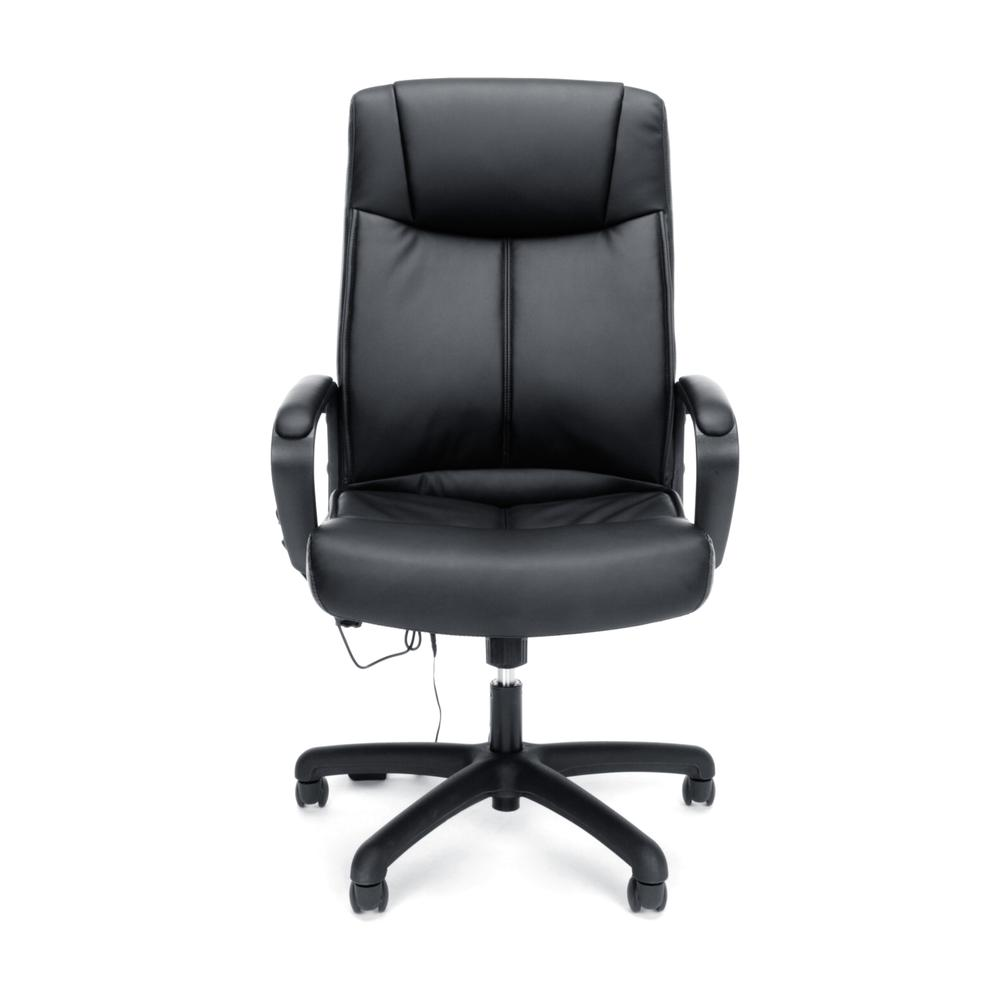 OFM ESS-6015M Bonded Leather High-Back Chair with Massage Control. Picture 2