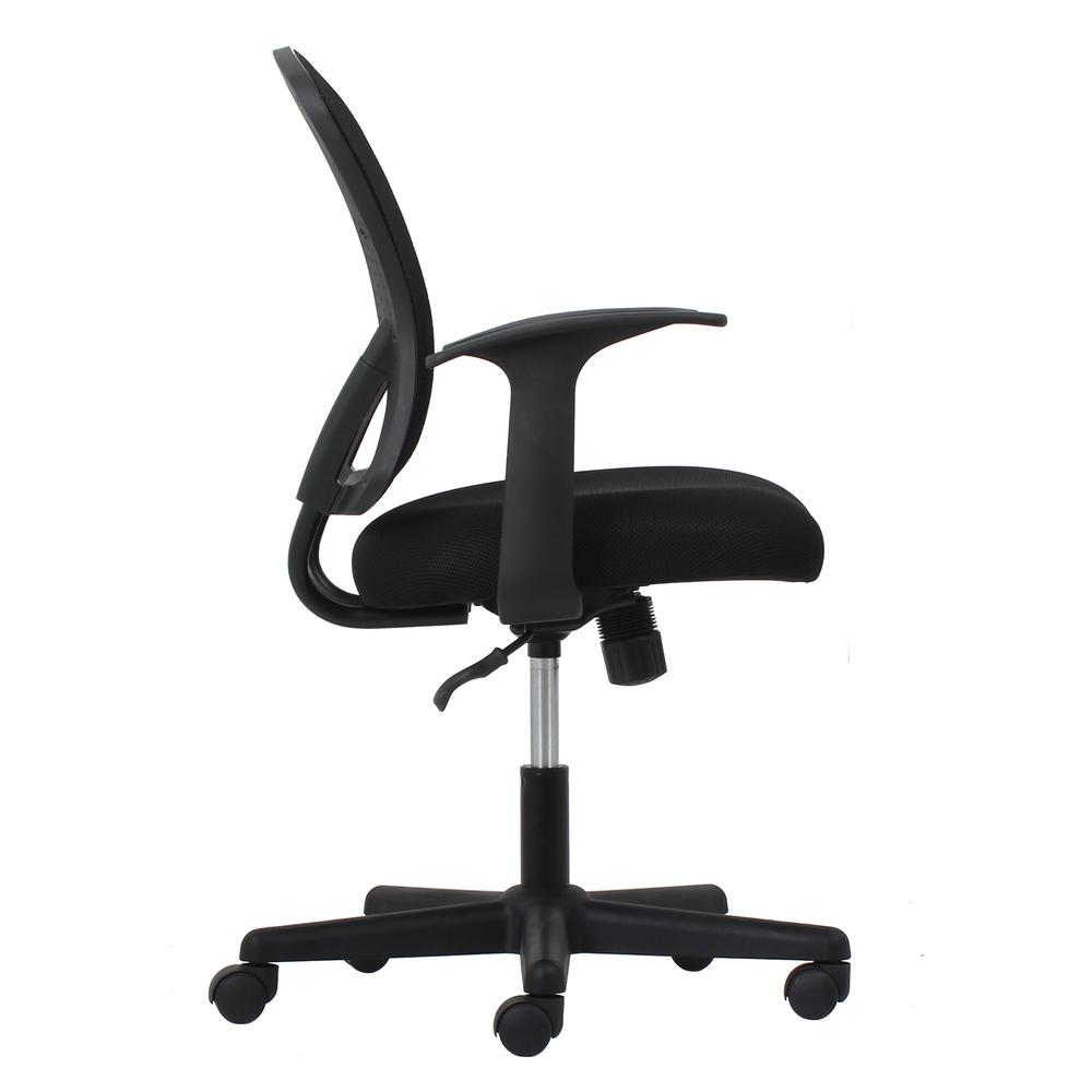 OFM ESS-3011 Swivel Mesh Back Task Chair with Arms, Mid Back. Picture 4