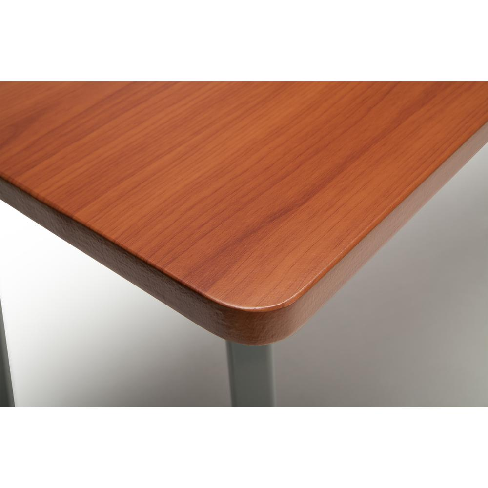"""OFM Core Collection 48"""" Computer Desk, in Cherry (1048-SLV-CHY). Picture 6"""
