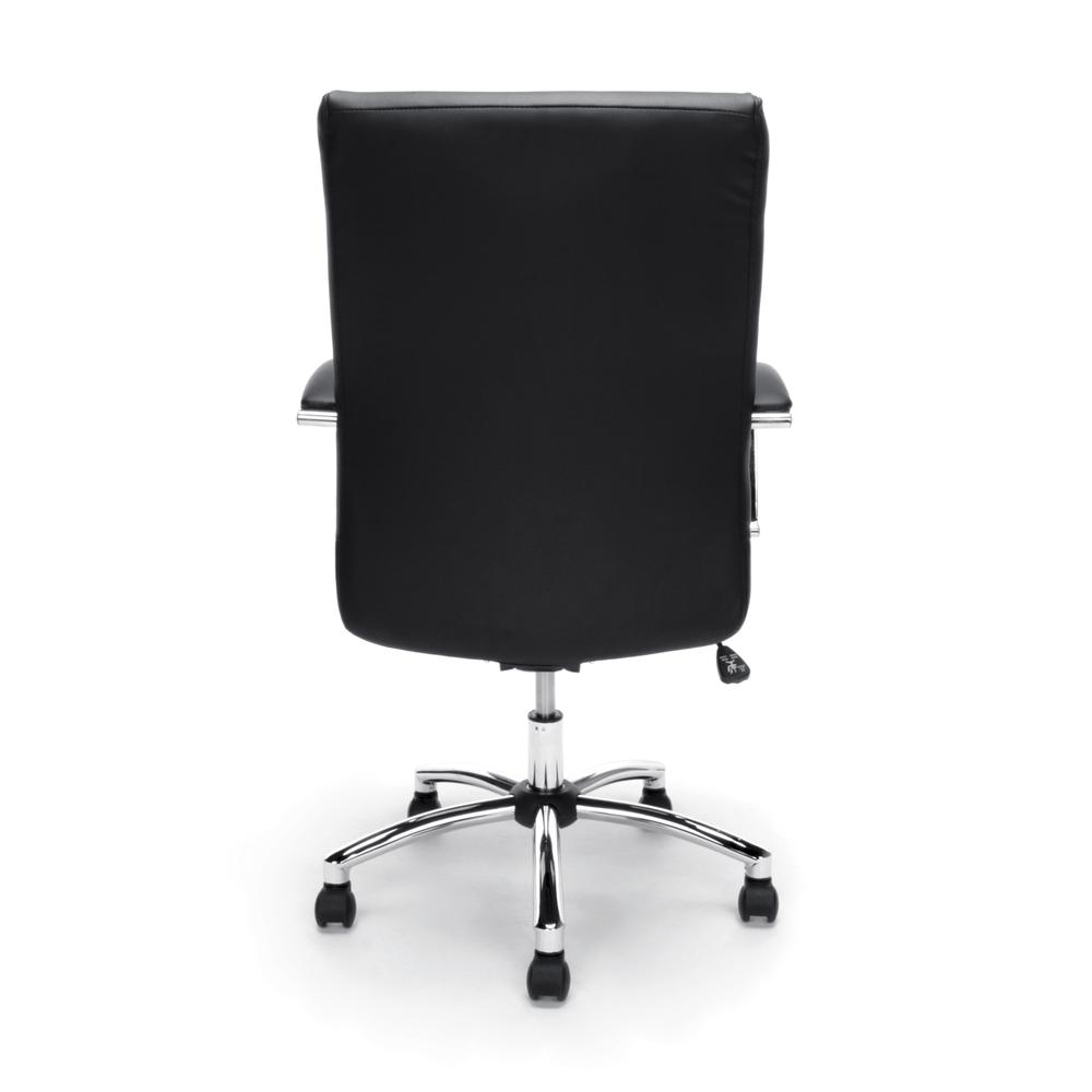 Essentials by OFM E1003 Executive Conference Chair, Black. Picture 3