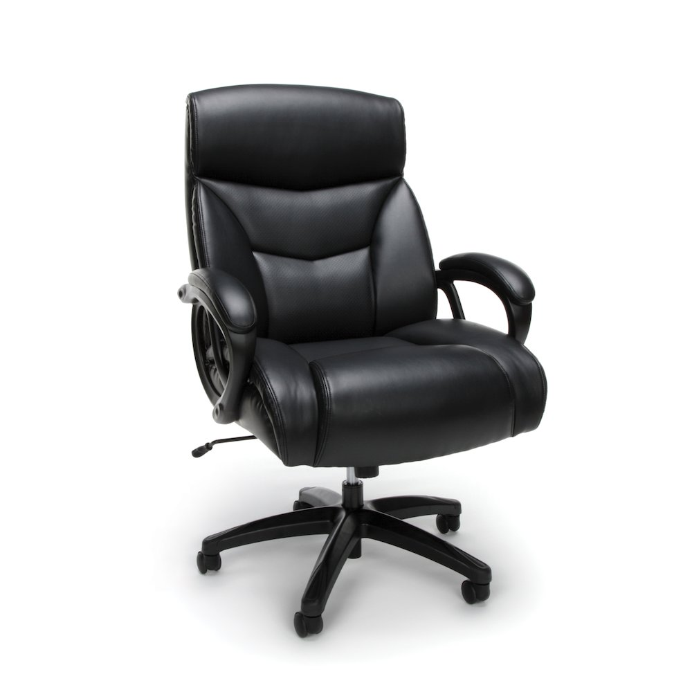 Big Amp Tall Leather Executive Chair
