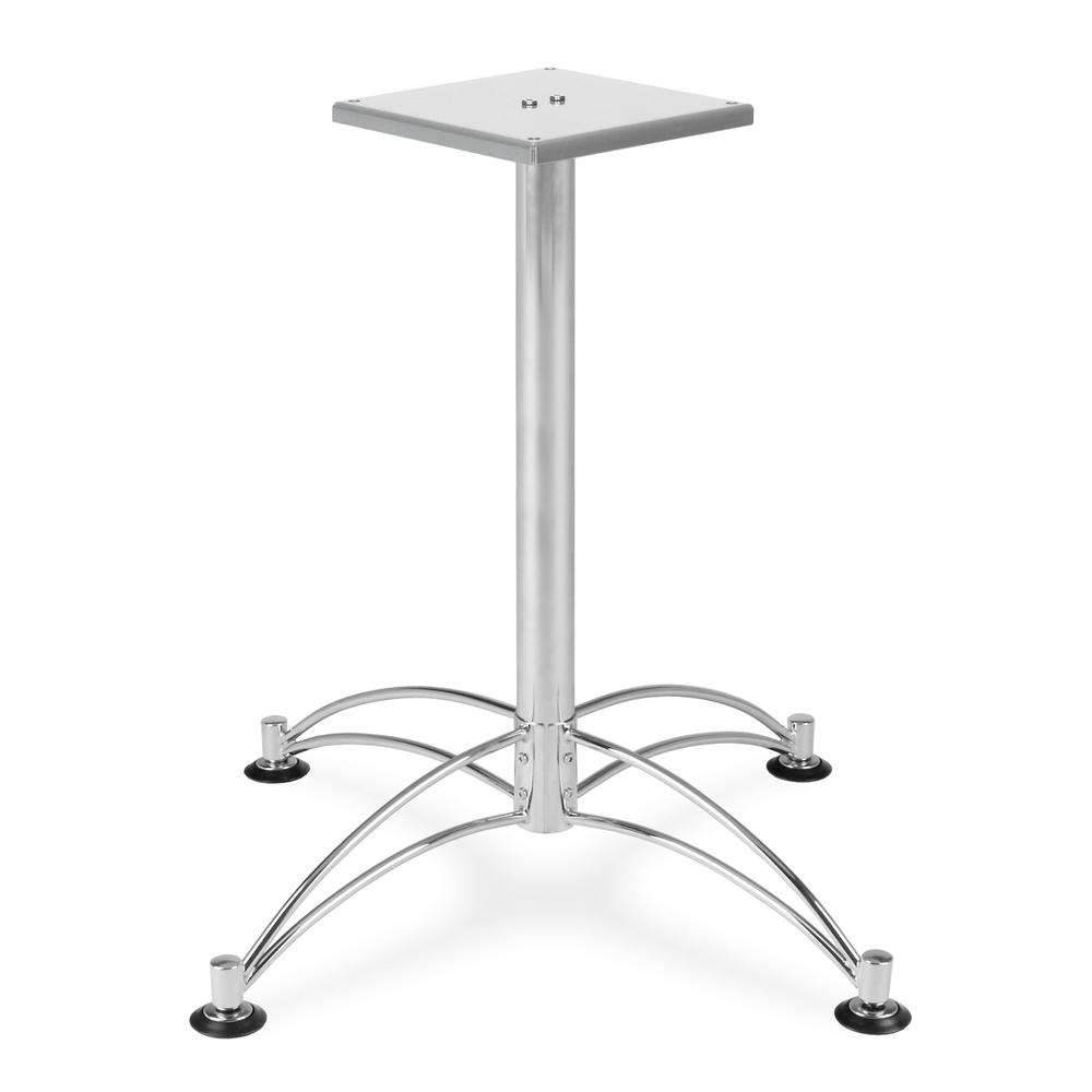 OFM Core Collection Model LTBASE-SMALL Chrome Base Designed for 20. Picture 1