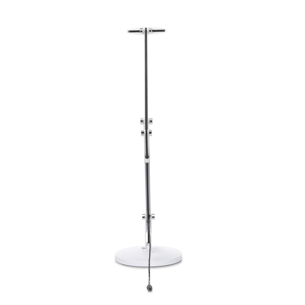 OFM 4020-WHT LED Desk Lamp with 3-in-1 Desk, Clamp, and Wall Mount, White. Picture 3