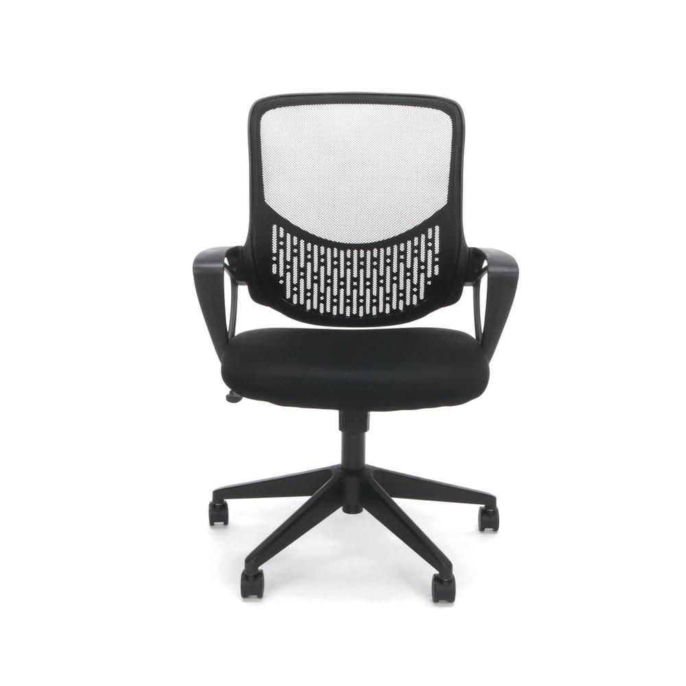 Essentials by OFM ESS-100 Mesh Back Task Chair, Black. Picture 2