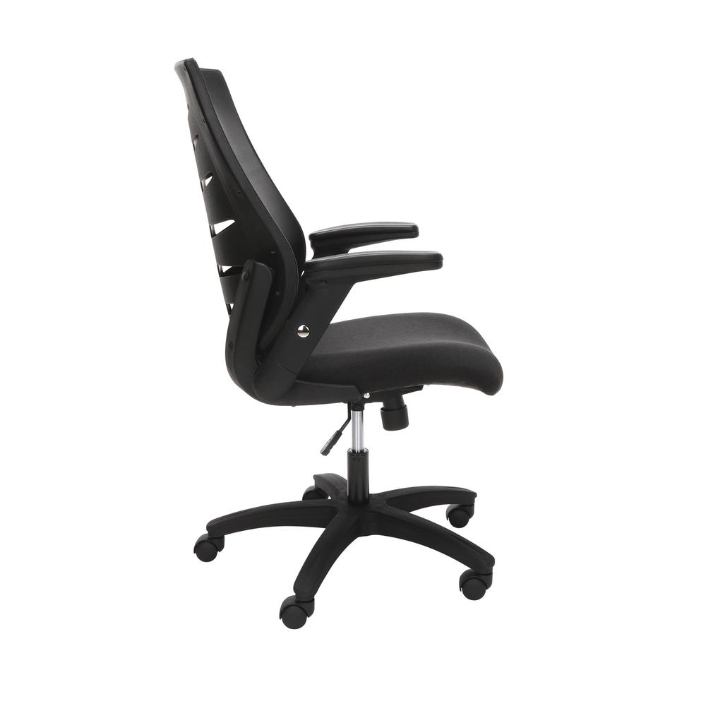 OFM Model 530-BLK Core Collection Midback Mesh Office Chair for Computer Desk, Black. Picture 4