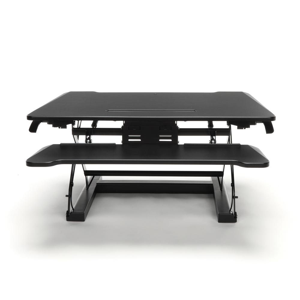 OFM Collection Adjustable Desktop Riser, Standing Desk Converter. Picture 2