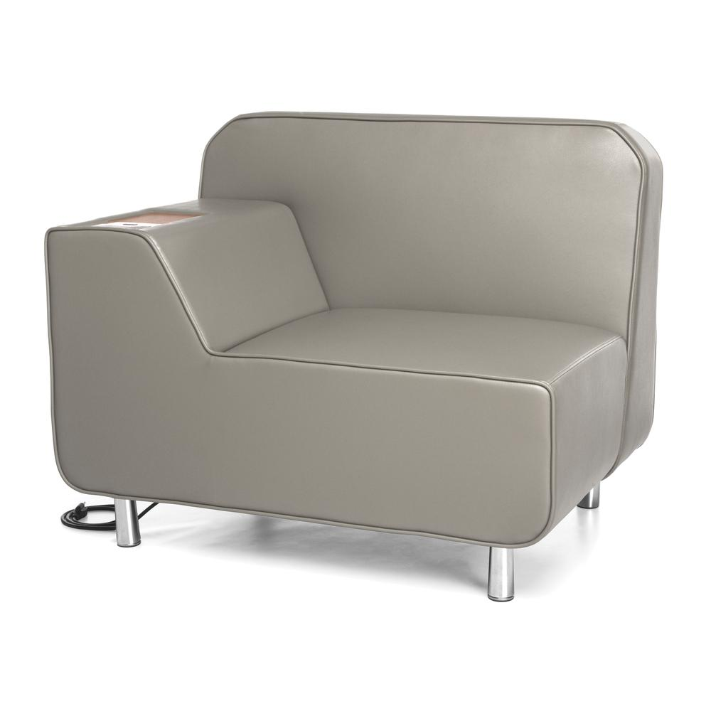 OFM Model 5000RE Modular Right Arm Lounge Chair. Picture 1
