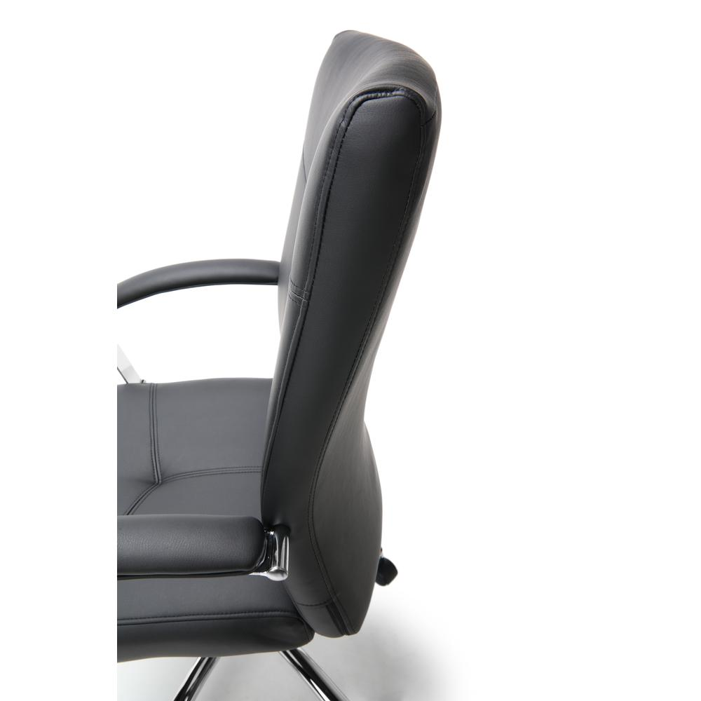 Essentials by OFM E1003 Executive Conference Chair, Black. Picture 6