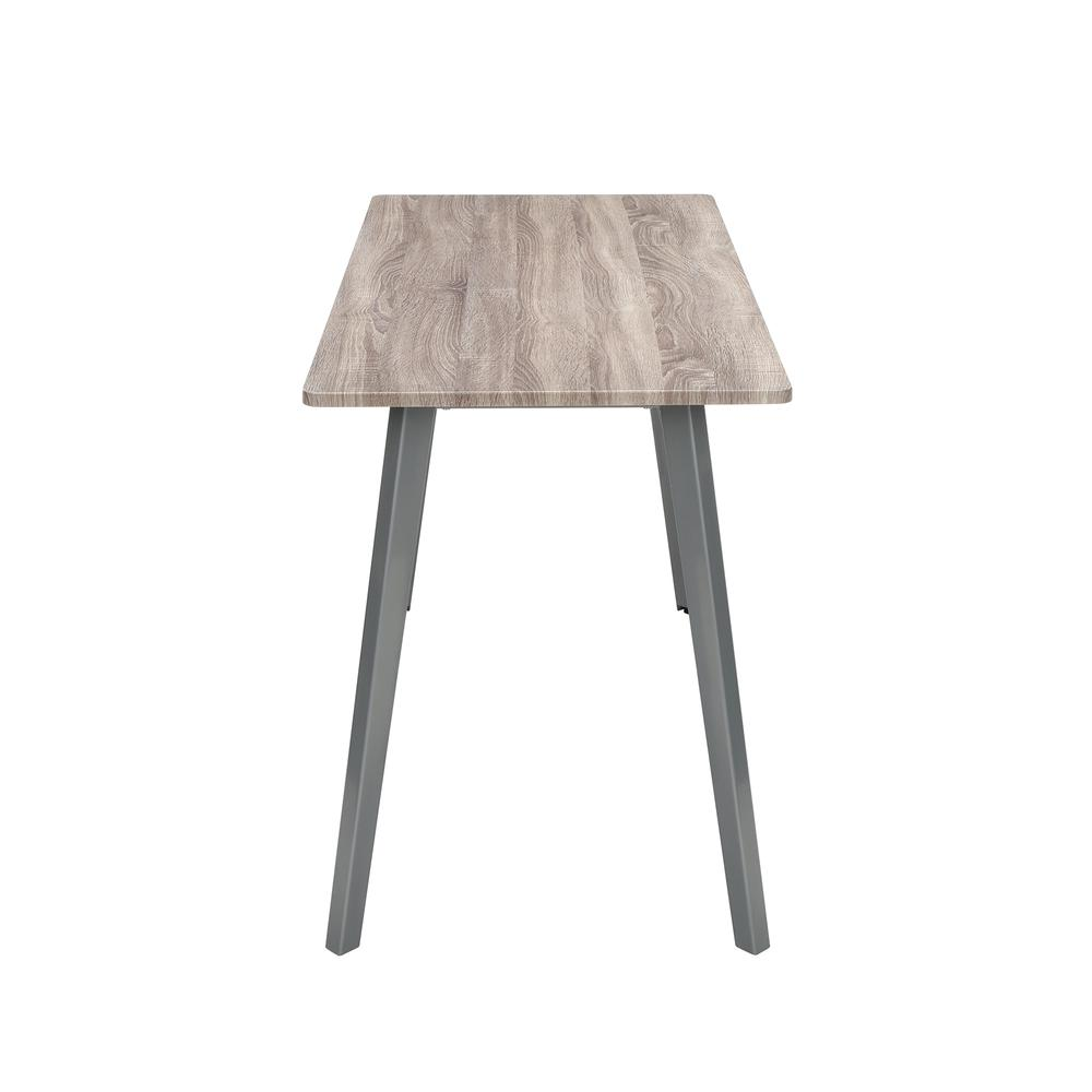 """OFM Core Collection 55"""" Computer Desk, in Driftwood (1055-SLV-DWD). Picture 4"""