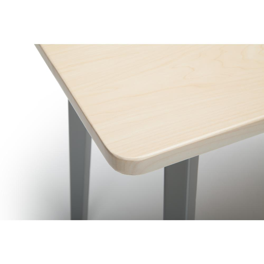 """OFM Core Collection 48"""" Computer Desk, in Maple (1048-SLV-MPL). Picture 6"""