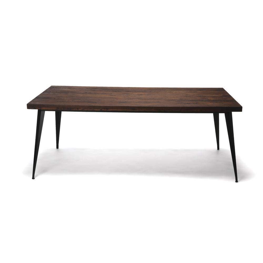 "OFM Edge Series 78"" Modern Wood Conference Table - Walnut (33378-WLT). Picture 3"