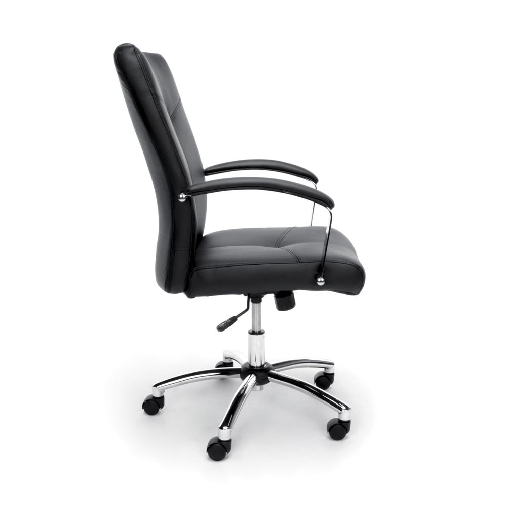 Essentials by OFM E1003 Executive Conference Chair, Black. Picture 4