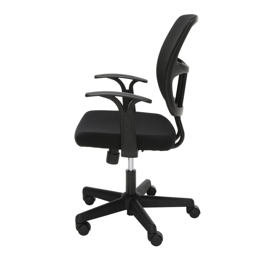 OFM Essentials Series Mesh Office Chair, in Black (ESS-3003). Picture 5