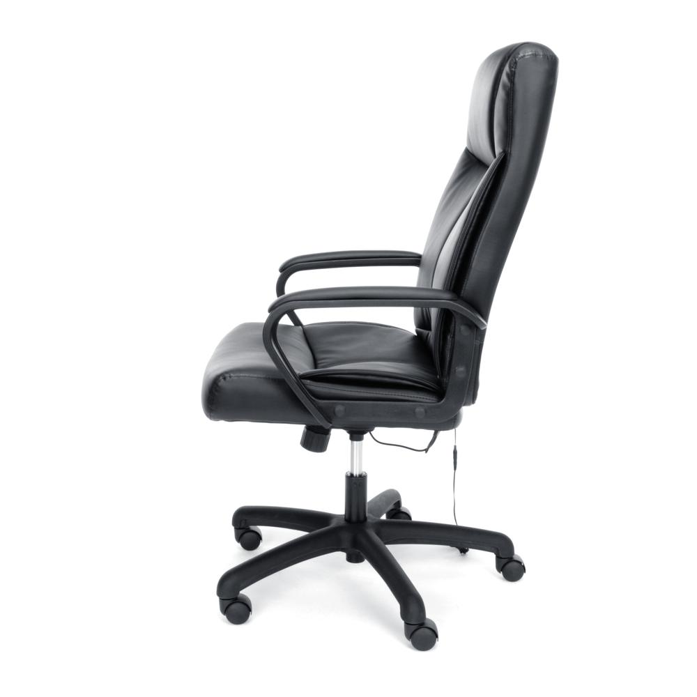 OFM ESS-6015M Bonded Leather High-Back Chair with Massage Control. Picture 5