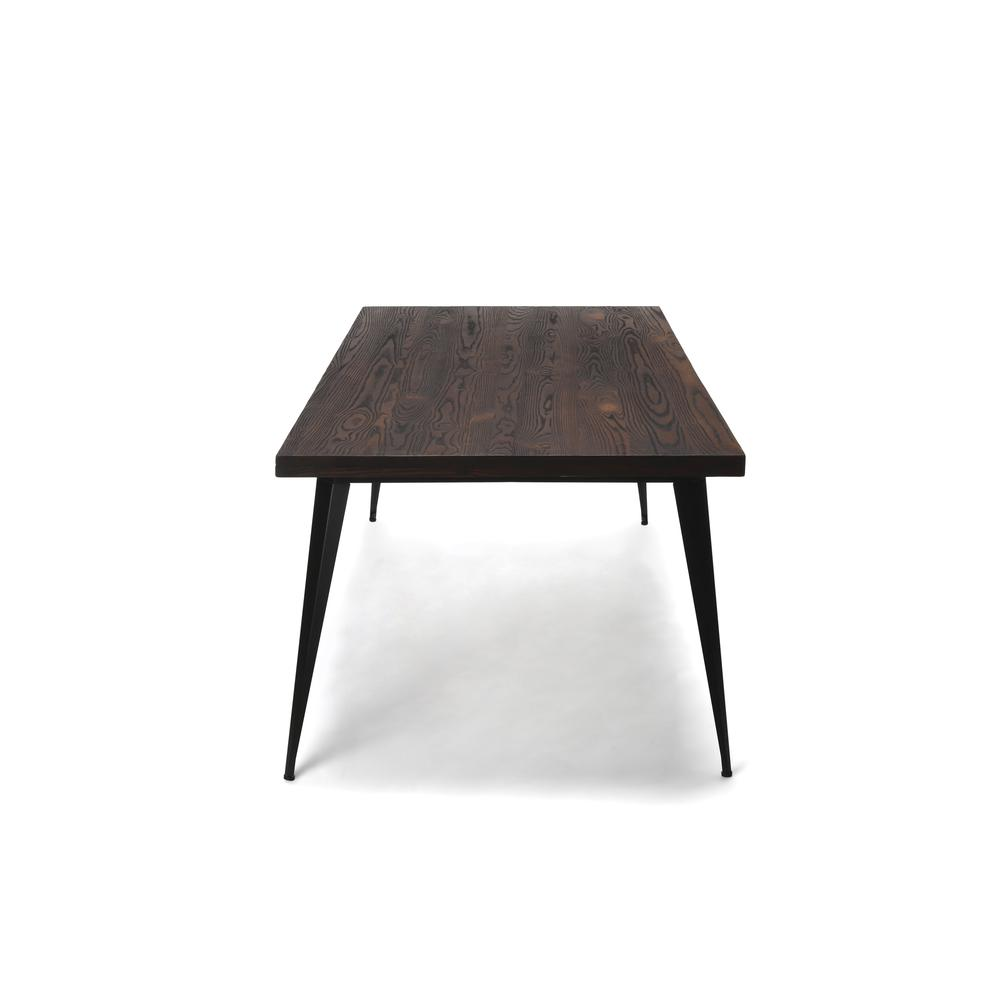 "OFM Edge Series 78"" Modern Wood Conference Table - Walnut (33378-WLT). Picture 4"
