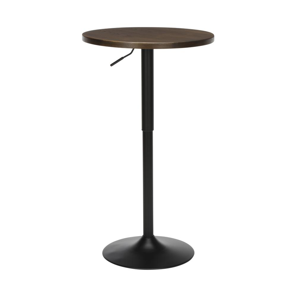 "The OFM 161 Collection Industrial Modern 33"" to 42"" Adjustable Pub Table provides a blank canvas that pairs beautifully with any of the stool seating from the 161 Collection. The pub table's height ad. Picture 1"