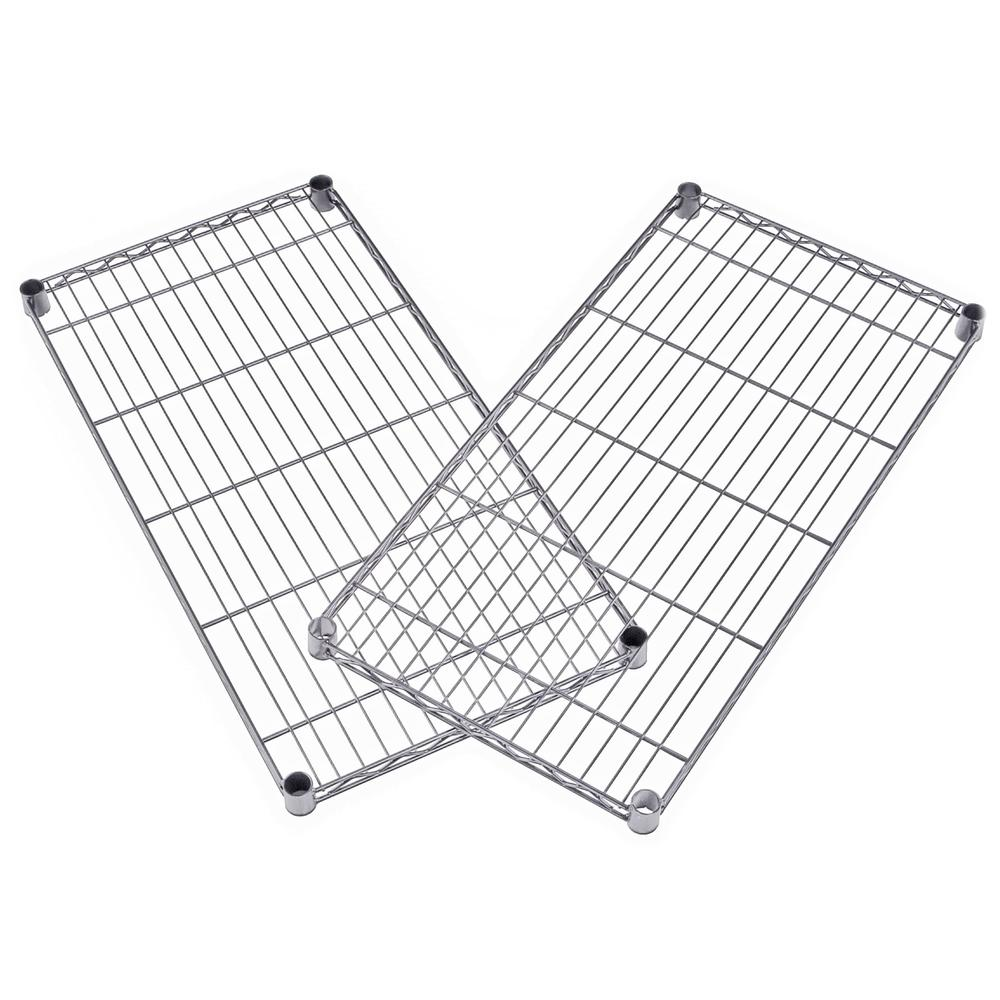 """OFM Core Collection Model S4818 Wire Shelf 48"""" x 18"""". Picture 1"""
