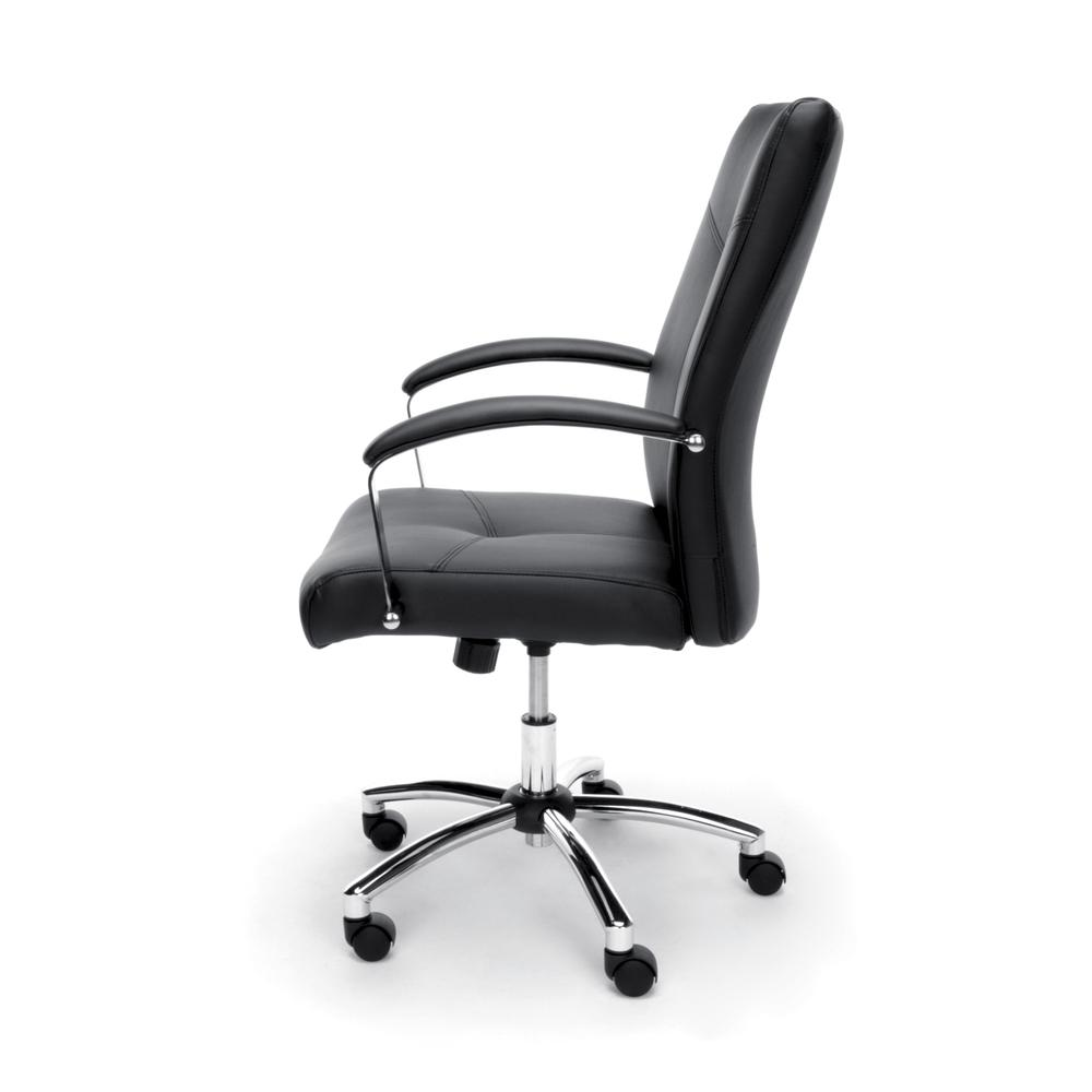 Essentials by OFM E1003 Executive Conference Chair, Black. Picture 5