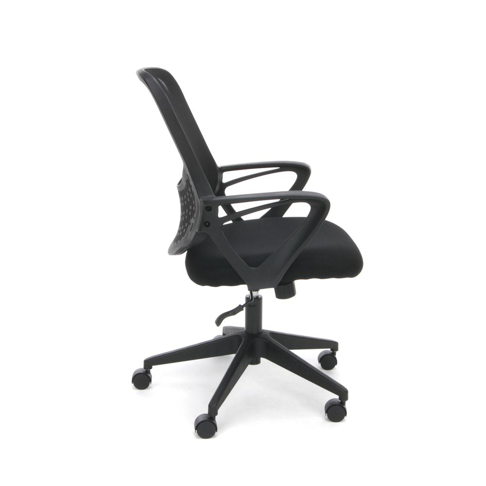 Essentials by OFM ESS-100 Mesh Back Task Chair, Black. Picture 4