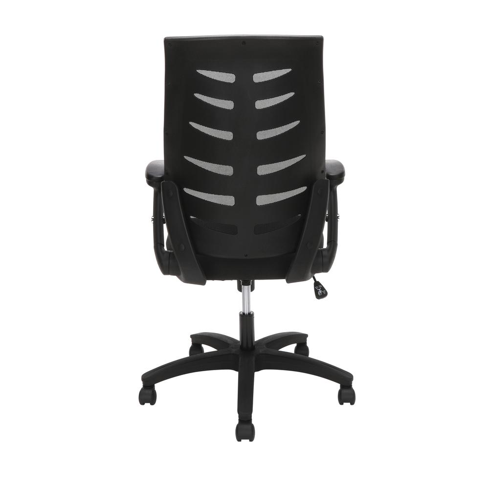 OFM Model 530-BLK Core Collection Midback Mesh Office Chair for Computer Desk, Black. Picture 3