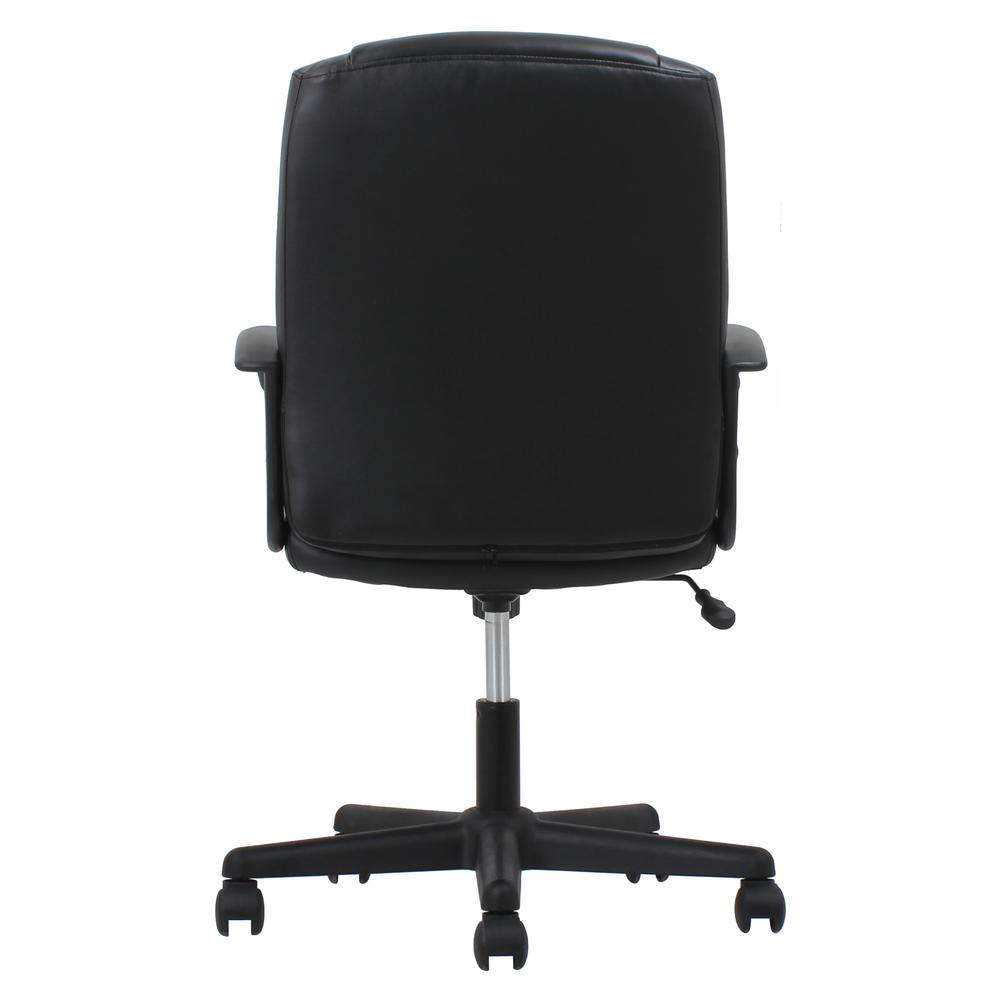 OFM ESS-6000 Bonded Leather Chair with Arms. Picture 3