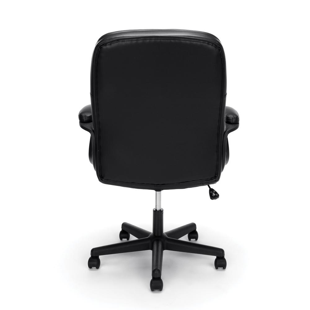 OFM ESS-6025 Bonded Leather Manager's Chair with Arms. Picture 3