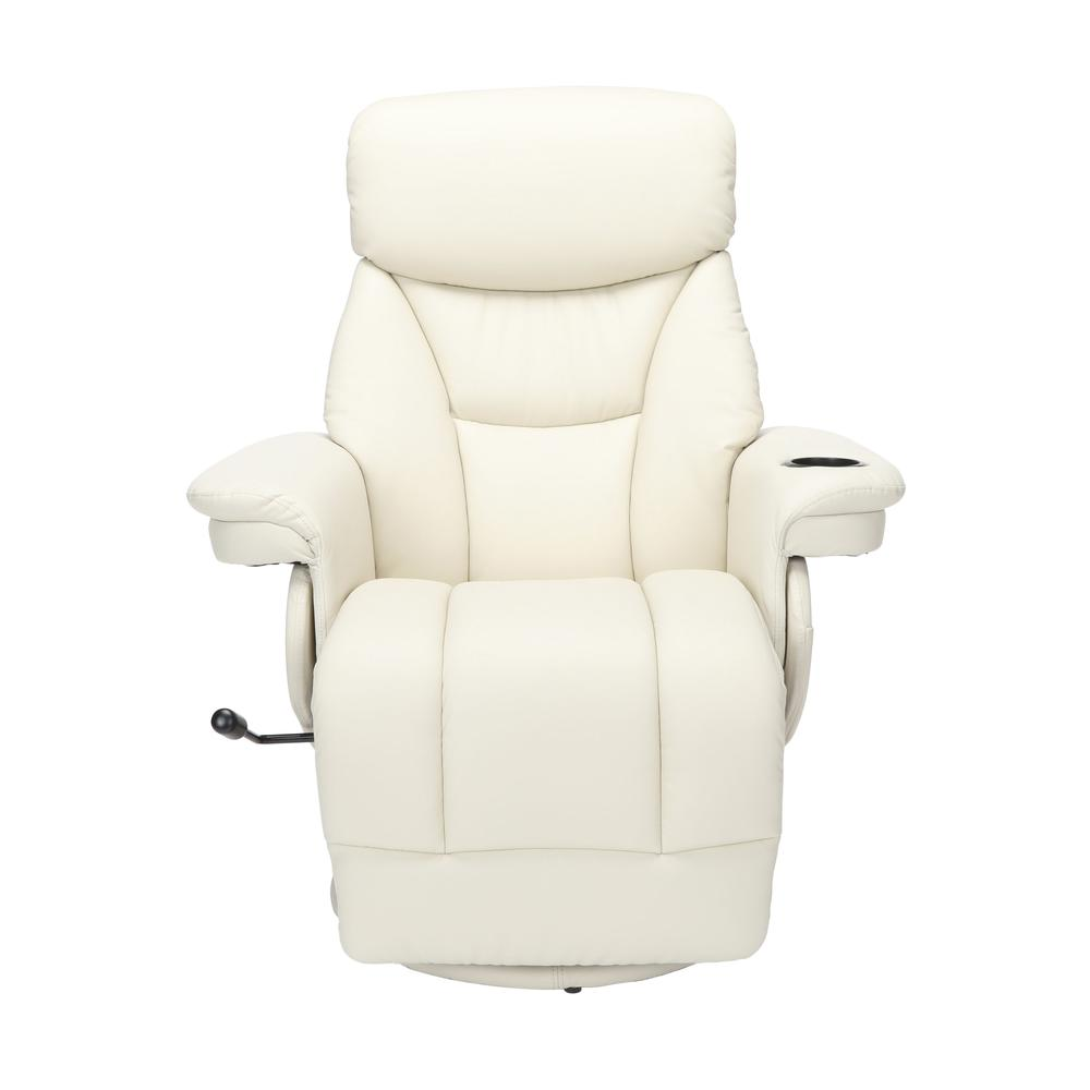 Essentials Collection Home Entertainment Recliner, in Beige (ESS-7070-BGE). Picture 2