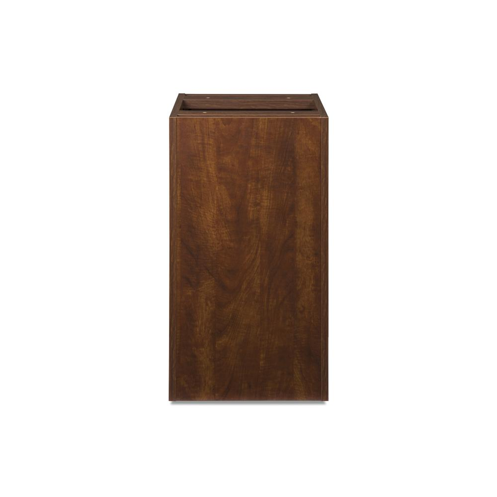 OFM Fulcrum Series Locking Pedestal, 2-Drawer Filing Cabinet, Cherry (CL-FF-CHY). Picture 3