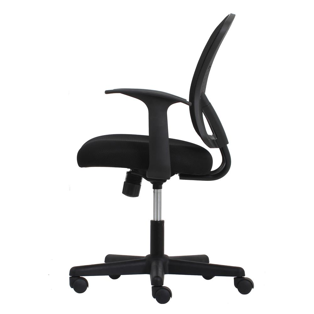 OFM ESS-3011 Swivel Mesh Back Task Chair with Arms, Mid Back. Picture 5