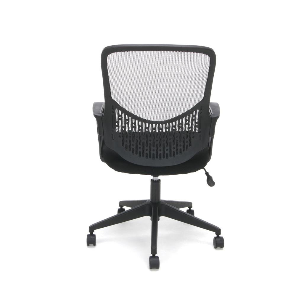 Essentials by OFM ESS-100 Mesh Back Task Chair, Black. Picture 3