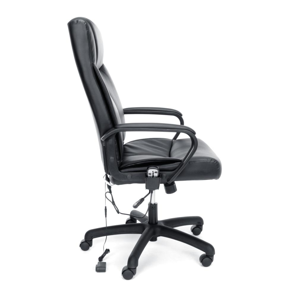 OFM ESS-6015M Bonded Leather High-Back Chair with Massage Control. Picture 4