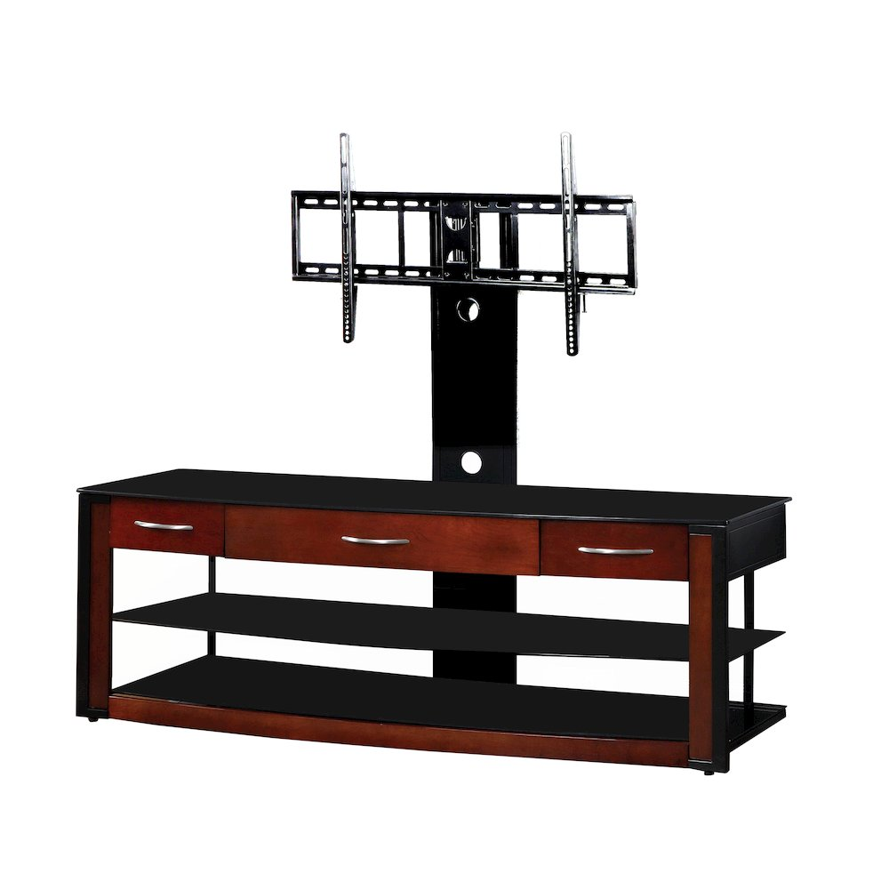 Contessa Tv Stand With Built In Mount Bracket