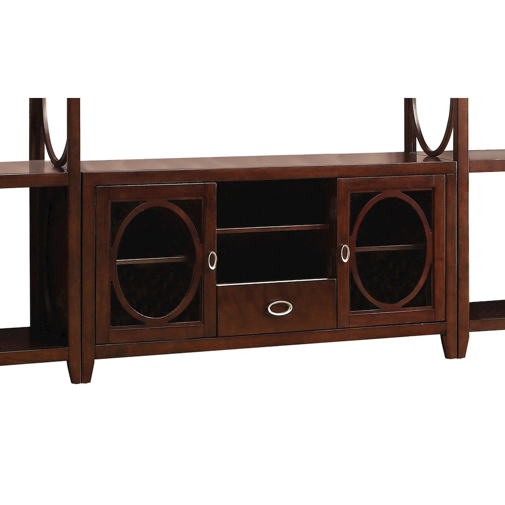 Bahlmer O Ring Window Cabinet Tv Stand